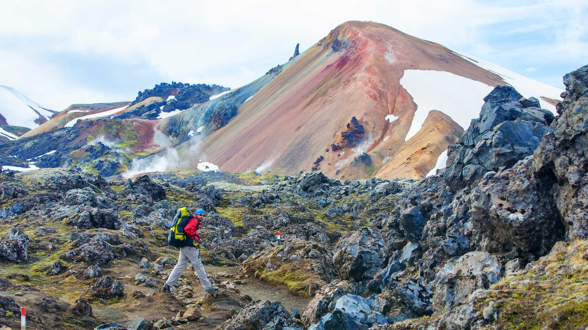 Iceland Luxury Trekking Tour