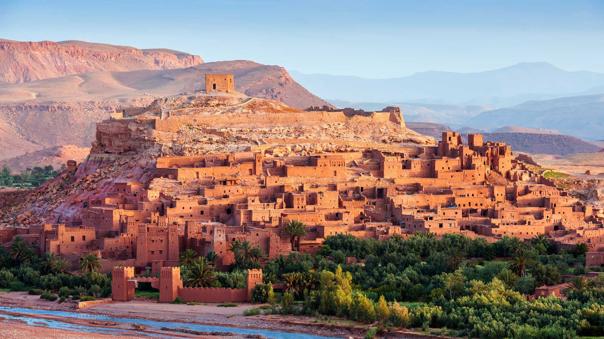 Morocco Private Tour & Lux Desert Camping