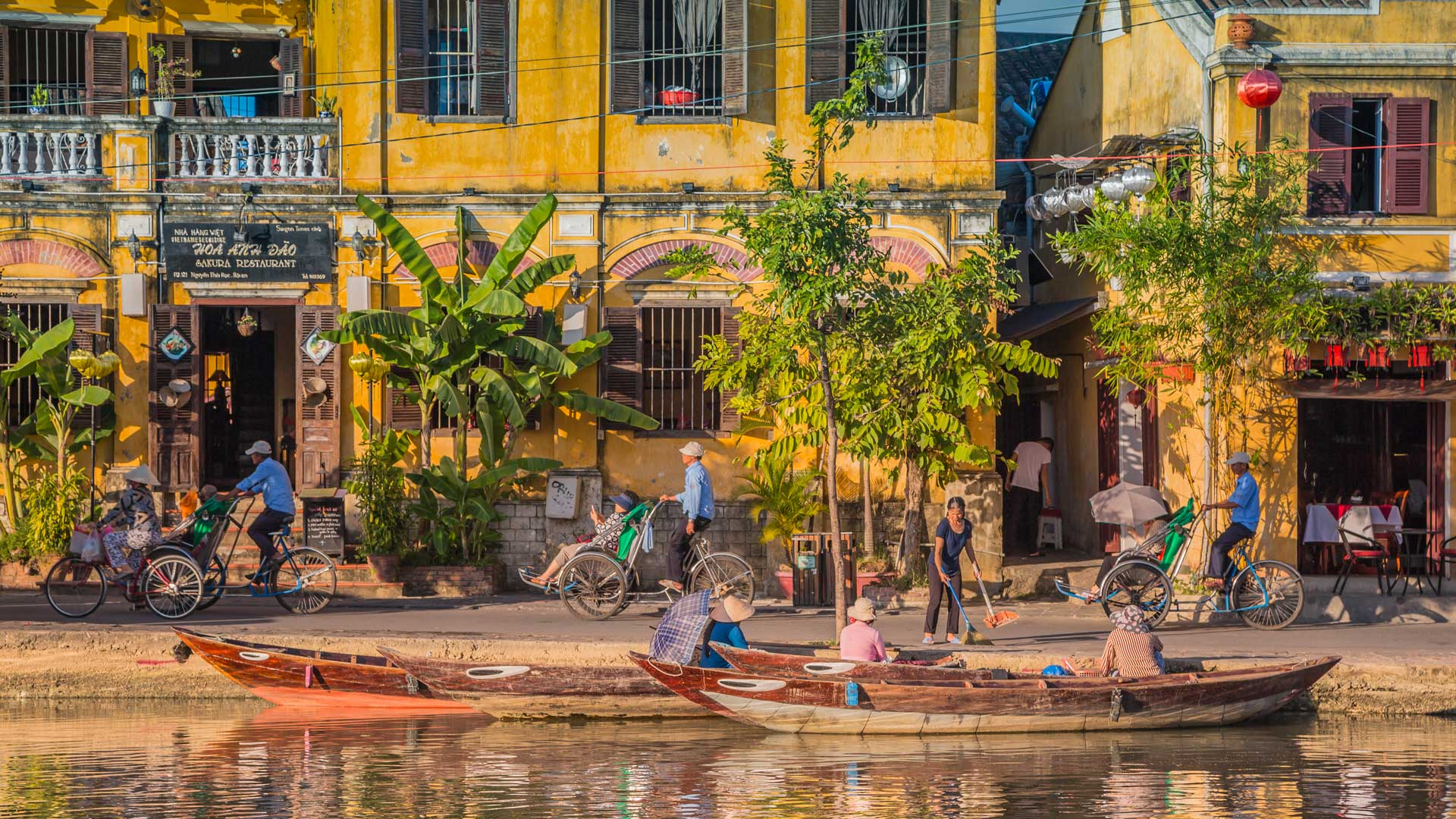 Vietnam + Cambodia Private Tour